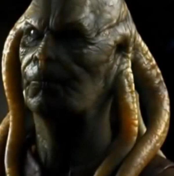 how to create an alien race